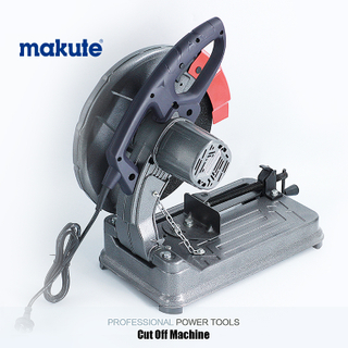 Cast Iron Cutting Hss Hole Saw Makute CM006 2000W Cut Off Machine