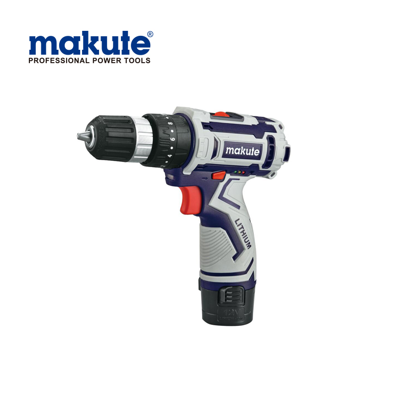 Lithium Electric Drill Performer 12V 16V Power Cordless Drill DIY tool