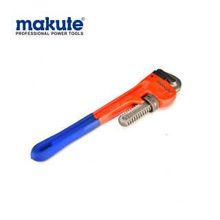 "PIPE Wrench 12""(300mm) stilson wrench without dipped handle Heavy Duty Pipe adjustable"