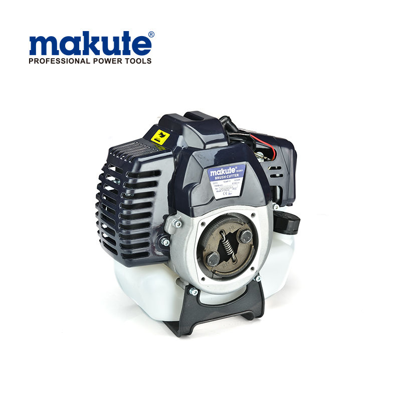 Makute air cooled 2 stroke single cylinder professional brush cutter