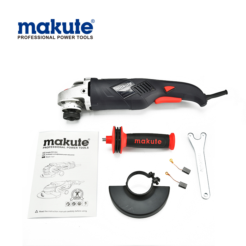 Makute 115mm 125mm Electric Angle Grinder with Variable Speed AG005