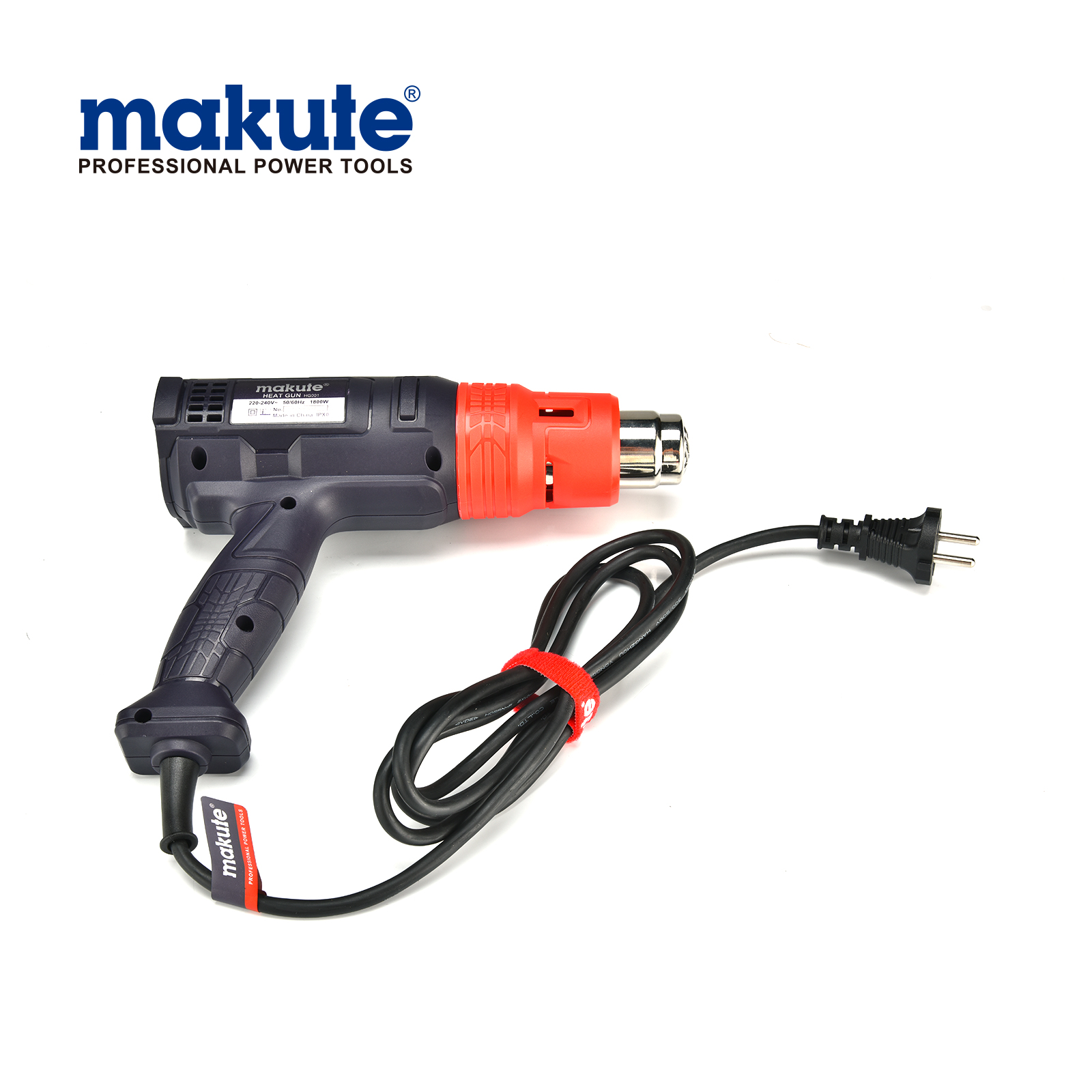 HG001 China makute portable hand electric 1800w heat gun